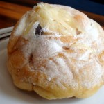 beautiful ensaymada ube