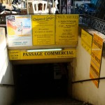 Crpes  Gogo underground passage