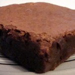 B.T. Chocolate brownie
